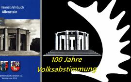 100 Jahre Volksabstimmung