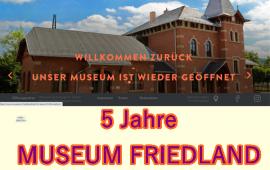 5Jahre Museum Friedland