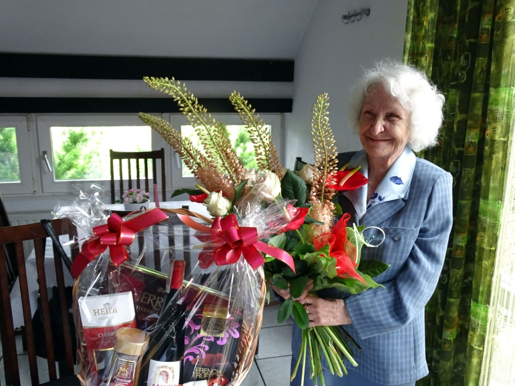 80. Geburtstag von Frau Renate Barczewski (AGDM)