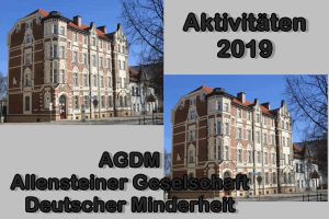AGDM Aktivitäten 2019