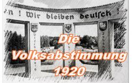 Die Volksabstimmung in Ost und Westpreußen