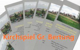 Gr. Bertung Buch