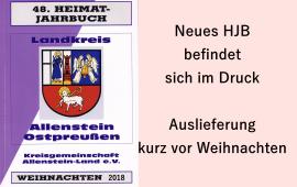 HJB 2018 in Druck