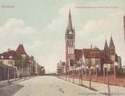 Herz-Jesu-Kirche-in-Allenstein-um-1908