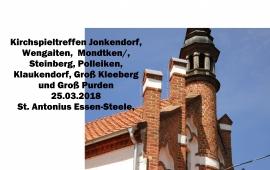 Kirchspieltreffen Jonkendorf