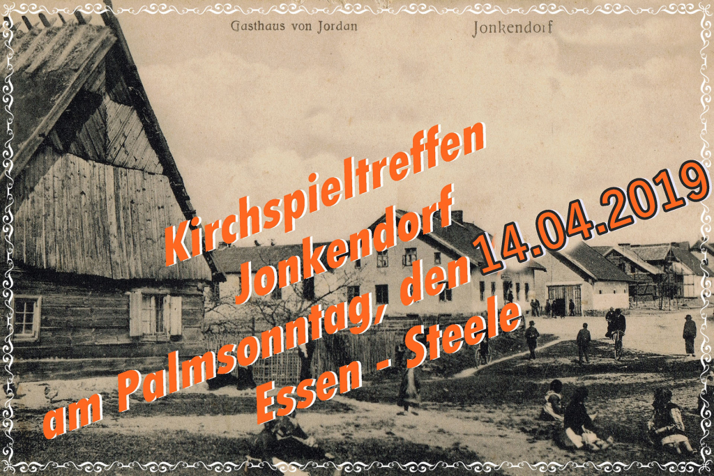 Kirchspieltreffen-Jonkendorf