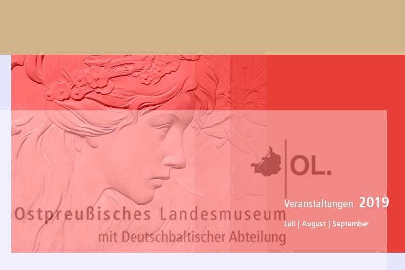 Ostpreußisches Landesmuseum Veranstaltungen