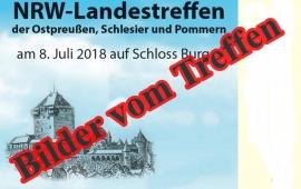 Schloss Burg LO Treffen NRW