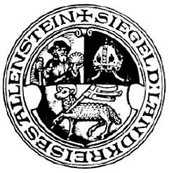 Siegel des Landkreis Allenstein
