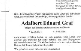 Todesanzeige-Adalbert-Graf