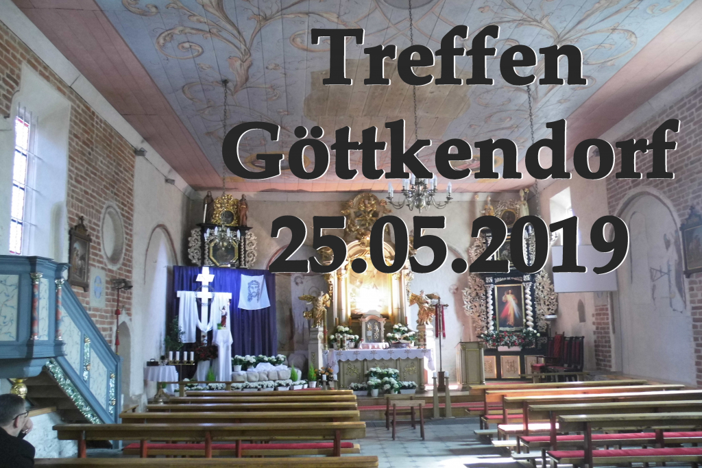 Treffen Göttkendorf