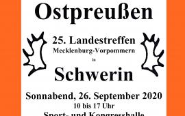 Treffen Mecklenburg Vorpommern 2020