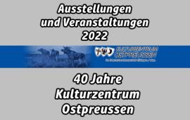 Veranstaltungen Ellingen 2022
