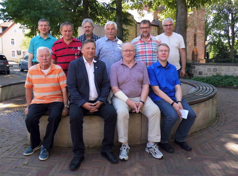 Vorstand der KG Allenstein